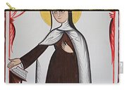 Santa Teresa De Avila - St. Teresa Of Avila - Aotda Carry-all Pouch