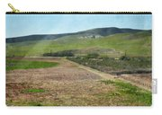 Santa Ynez Mountains Green Hills Ranch Carry-all Pouch