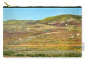 Santa Ynez Mountains Wildflowers Carry-all Pouch