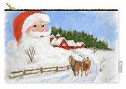 Santas Beard Carry-all Pouch