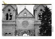 Sante Fe Cathedral Carry-all Pouch