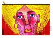 Santia Sour Face 1060 Carry-all Pouch