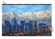 Santiago De Chile, Chile Carry-all Pouch