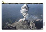 Santiaguito Ash Eruption, Guatemala Carry-all Pouch by Martin Rietze