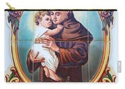 Santo Antonio De Lisboa Carry-all Pouch