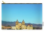 Santo Domingo Church And Hills Carry-all Pouch
