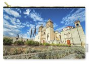 Santo Domingo Church Wide Angle Carry-all Pouch