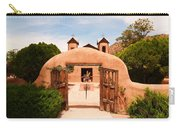 Santo Nino De Atocha Chimayo New Mexico Carry-all Pouch