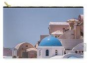 Santorini Church In Oia Carry-all Pouch