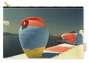 Santorini Color Carry-all Pouch