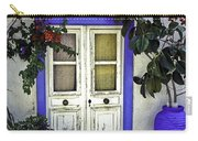 Santorini Doorway 1 Carry-all Pouch