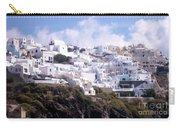 Santorini Hillside 2 Carry-all Pouch