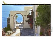 Santorini Pathway Carry-all Pouch