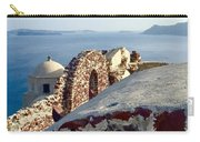 Santorini Rooftop Carry-all Pouch