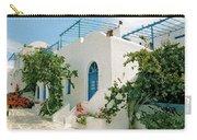 Santorini Villa Carry-all Pouch