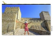 Sao Jorge Castle Tourist Carry-all Pouch