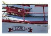 Saoirse Boat Donegal Carry-all Pouch