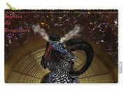 Saphira The Dragonlord Carry-all Pouch