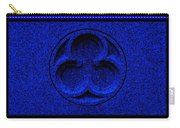 Sapphire Infinity Carry-all Pouch