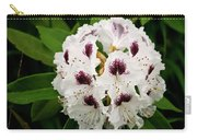 Sappho Rhododendron Carry-all Pouch