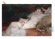 Sarah Bernhardt Carry-all Pouch by Georges Clairin