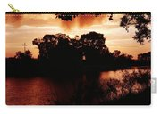 Saratoga Wyoming River Carry-all Pouch