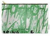 Sartre Poster Jp  Carry-all Pouch