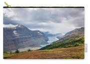 Saskatchewan Glacier In Canada Carry-all Pouch