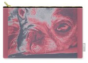 Sassy Red Dog Carry-all Pouch