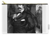 Satan Tempting John Wilkes Booth Carry-all Pouch