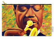 Satchmo, Louis Armstrong Painting Carry-all Pouch