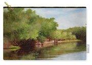 Satilla River Carry-all Pouch
