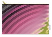 Satin Movements Pink II Carry-all Pouch