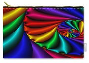 Satin Rainbow Carry-all Pouch