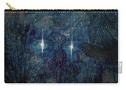 Saturnine Night Carry-all Pouch