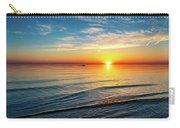 Sauble Beach Sunset 4 Carry-all Pouch