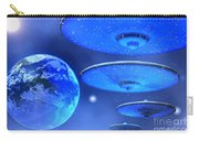 Saucers Carry-all Pouch by Corey Ford