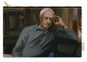 Saul Bellow Carry-all Pouch