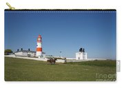 Souter Lighthouse And Foghorn. Carry-all Pouch