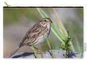Savanah Sparrow Carry-all Pouch