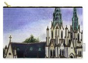 Savannah Cathedral Carry-all Pouch