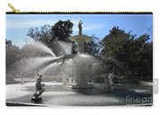 Savannah Fountain Carry-all Pouch