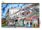 Savannah Georgia River Street Carry-all Pouch