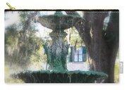 Savannah Green Carry-all Pouch