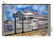 Savannah River Queen Boat Georgia Carry-all Pouch