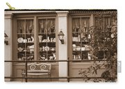 Savannah Sepia - Antique Shop Carry-all Pouch