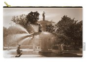 Savannah Sepia - Forsyth Fountain Carry-all Pouch