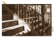 Savannah Sepia - Stairs Carry-all Pouch
