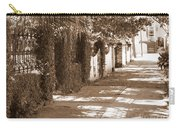 Savannah Sepia - Sunny Sidewalk Carry-all Pouch