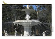 Savannah Square Fountain Carry-all Pouch
